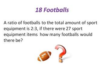 PowerPoint Ratio Practice