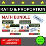 Ratios and Proportions Recipes Metric Measurements Money C