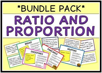 Ratio & Proportion (BUNDLE PACK)