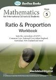 Ratio & Proportion Grade 5 Maths from www.Grade1to6.com Books