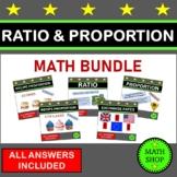 Ratio Proportion Measurement Money