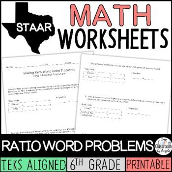 Ratio Word Problems