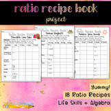 Ratio Recipe Book Project