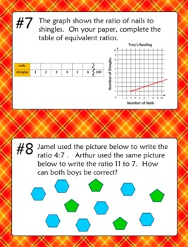 Ratio Round-up - 6th Grade Ratio and Unit Rate Concepts - Active Math