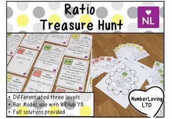 Ratio (Scavenger Hunt)