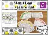 Stem and Leaf (Scavenger Hunt)
