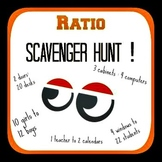 Ratio Scavenger Hunt