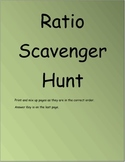 Ratio Scavenger Hunt (19 problems)