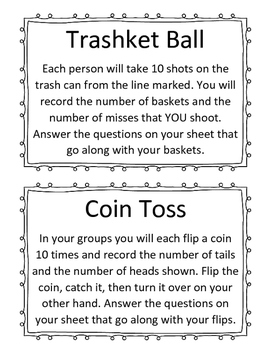 Ratio Stations with Guided Student Worksheet