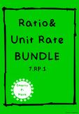Ratio & Unit Rate Mini-Unit (7.RP.1)
