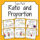 Ratio and Proportion Activities