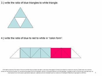 Ratio and Proportion: Meeting the Common Core: Booklet Five