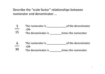 Common Core Math Proportional Reasoning Grades 6 and 7 RP
