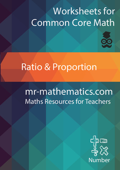 Ratio and Proportion eBook