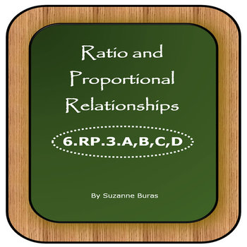 Ratio and Proportional Relationships: 6.RP.3.a-d