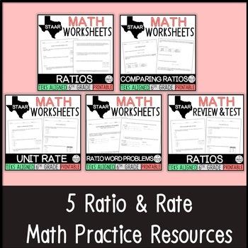 Ratio & Rate Unit Bundle
