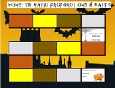 Ratio, proportions, rates, & percents Halloween Math