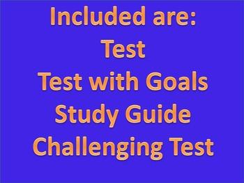 Ratio/Rate Test Bundle