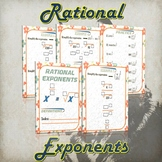 Rational Exponents - (Guided Notes and Practice)