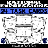 Rational Expressions Activity