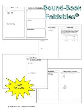 Algebra 2: Rational Expressions
