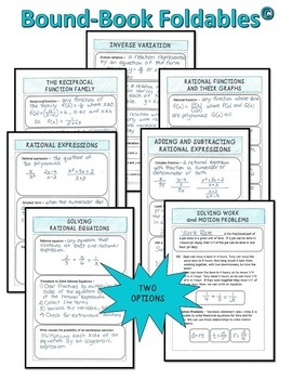 Rational Functions Bundle