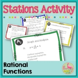 Rational Functions Stations Activity