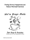 Rational Functions - Vertical Asymptotes and Holes
