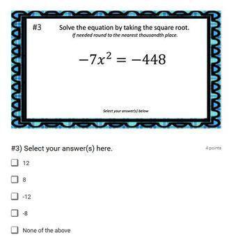 Rational & Irrational Numbers Google Form Bundle - 10 Lessons!