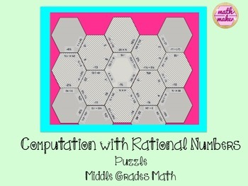 Rational Number Computation Puzzle