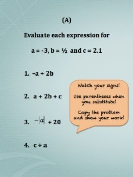 Rational Number Operations Formative Assessment - iPad-Friendly QR-Codes Too!