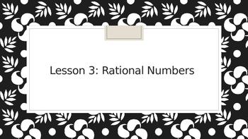 Rational Number PPT