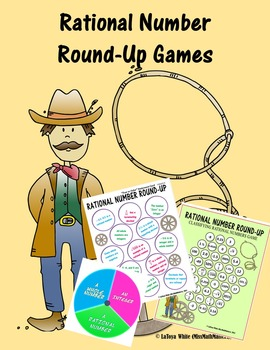 Rational Number Round-Up Games