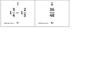 Rational Numbers- Around the World Answer Key
