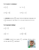 Rational Numbers Assessment