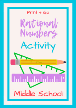 Rational Numbers Scoot!