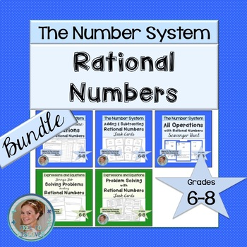 Rational Numbers Bundle