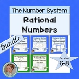 Rational Numbers Activities Bundle