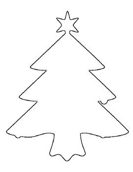Rational Numbers Christmas Tree