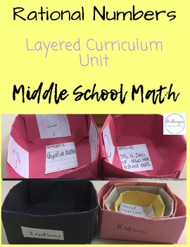 Rational Numbers Layered Curriculum Unit