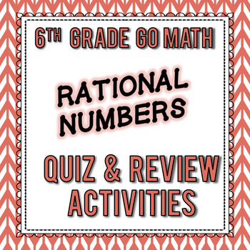 Math Module 3 Quiz Worksheets & Teaching Resources | TpT