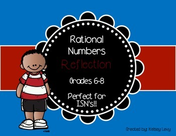 Rational Numbers Reflection