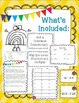 Rational Numbers Review Pack with Rainbows {Fractions, Decimals, & Integers}