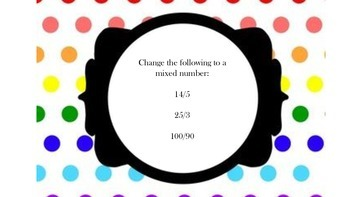 Rational Numbers Review Task Cards