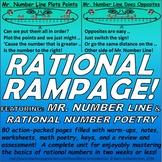 Rational Numbers Unit: Opposites, Absolute Values, Plottin