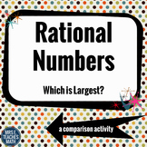 Rational Numbers - Which is Largest?