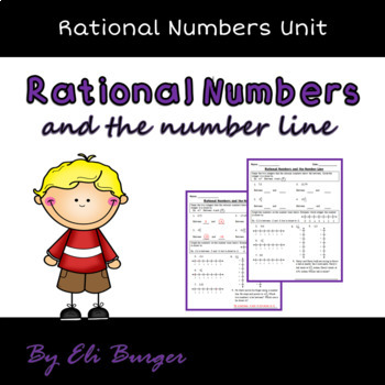 Rational Numbers and the Number Line
