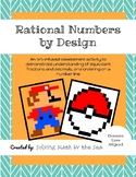 Rational Numbers in Design Activity