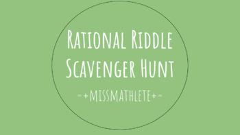 Rational Riddle Scavenger Hunt