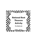 Rational Root Theorem Activity